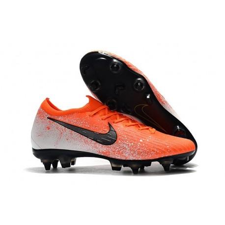 Nike Mercurial Vapor 12 Elite SG-Pro AC Orange Black