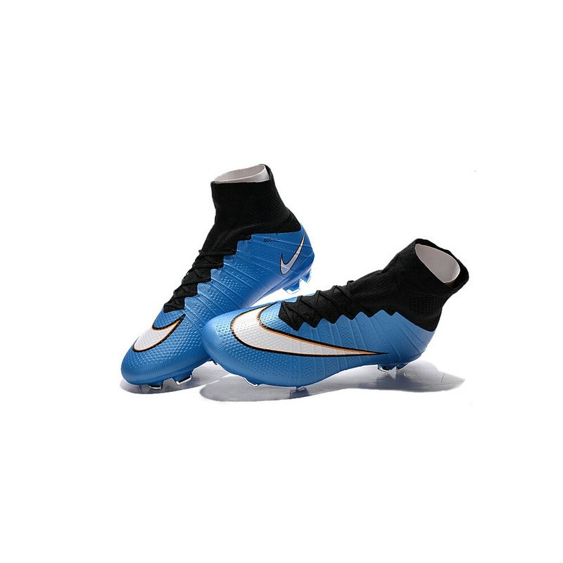 on sale cfd35 85d00 Nike 2015 Soccer Boot Mercurial Superfly 4 FG ACC Blue White ...