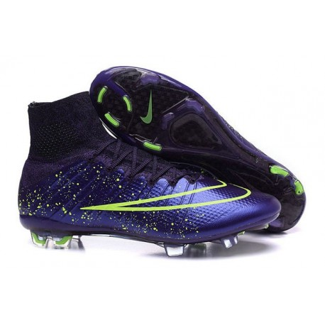 size 40 898b0 3d357 Nike 2015 Soccer Boot Mercurial Superfly 4 FG ACC in Purple