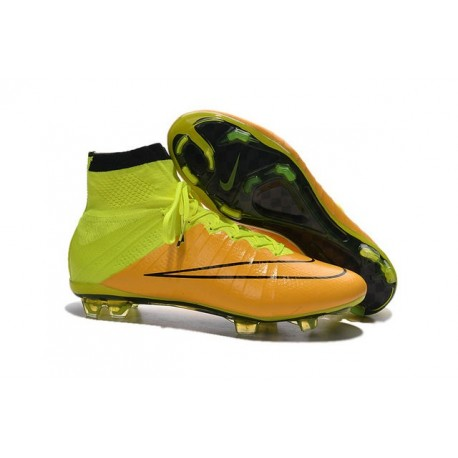 separation shoes 29835 1c171 Mens 2015 Nike Mercurial Superfly 4 FG Soccer Boot Leather ...