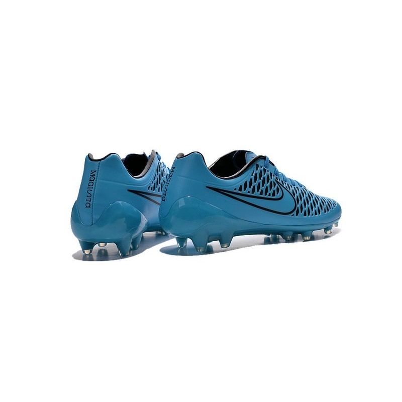 Nike Cheap Magista Opus FG ACC Soccer Cleats Blue Black