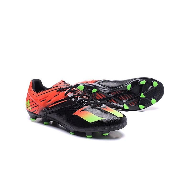 grande remise pour dernier style gamme complète d'articles New 2016 adidas MESSI 15.1 FG Soccer Shoes Core Black Solar ...