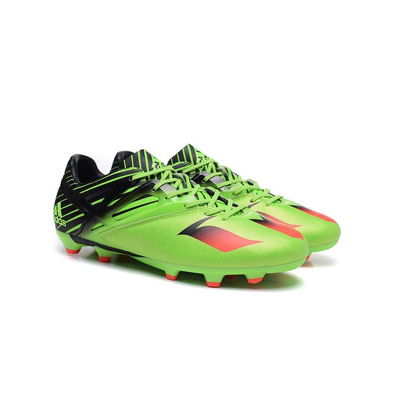 check out b4289 00207 New 2016 adidas LIONEL MESSI 15.1 FG Soccer Shoes Green Black Red Maximize.  Previous. Next