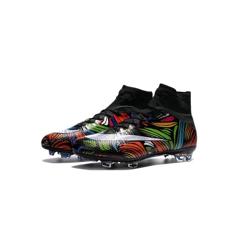 Cristiano Ronaldo Nike Mercurial Superfly 4 FG Shoes Multi-colour