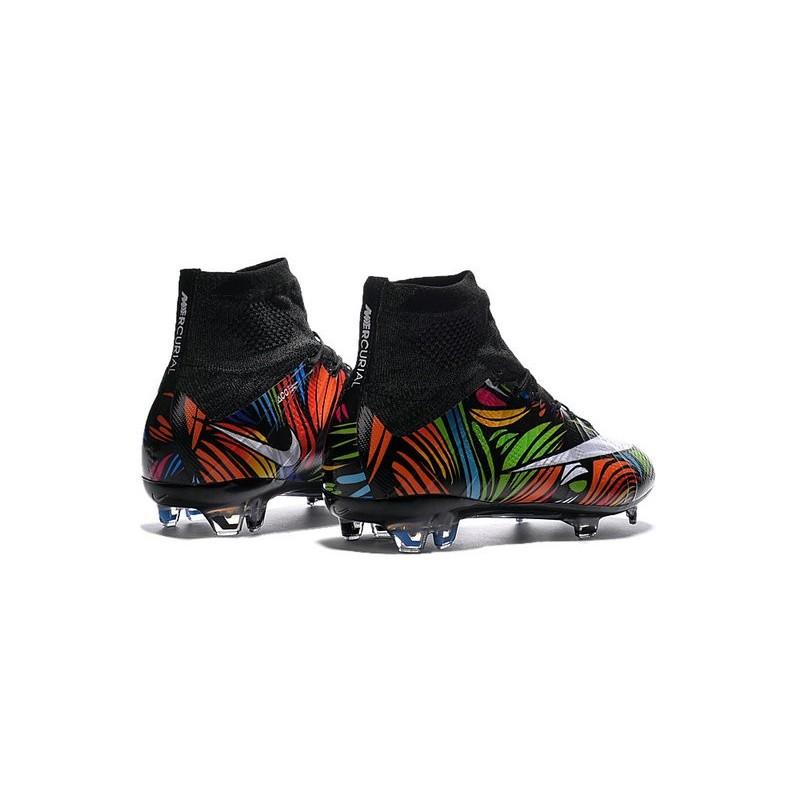 f4259529b864 Cristiano Ronaldo Nike Mercurial Superfly 4 FG Shoes Multi-colour