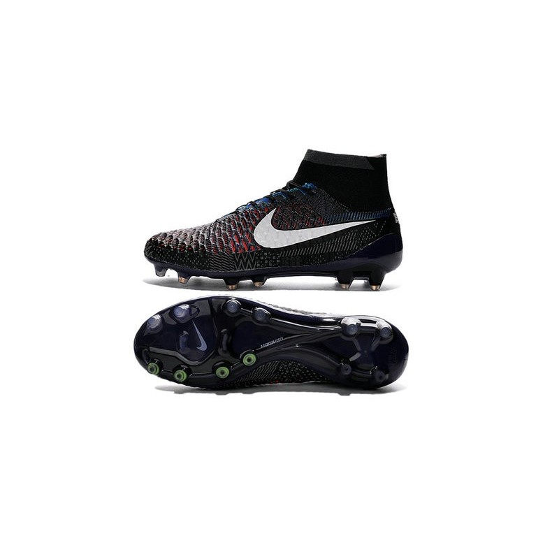 Top Football Boots 2016 Nike Magista Obra FG Black History Month BHM