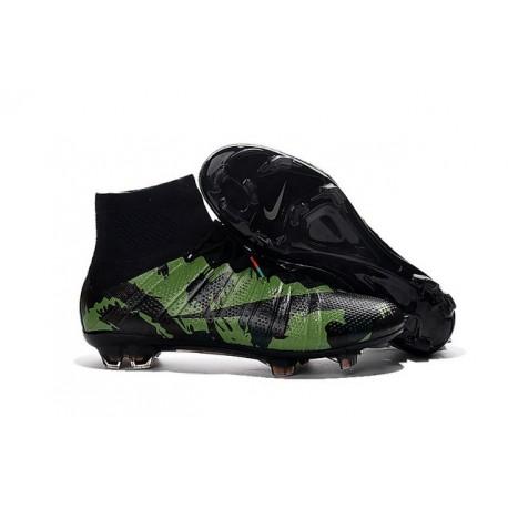 Nike 2016 Mercurial Superfly FG Cristiano Ronaldo Soccer Boot Camo Green  Black a92205e66
