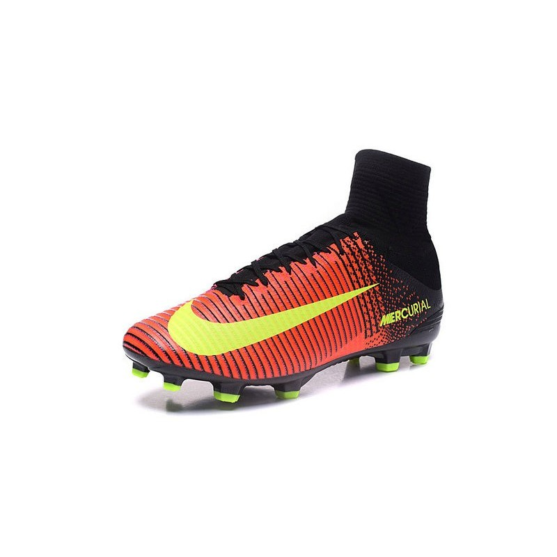 Connu Cristiano Ronaldo Nike Mercurial Superfly V FG Football Cleats  AB91
