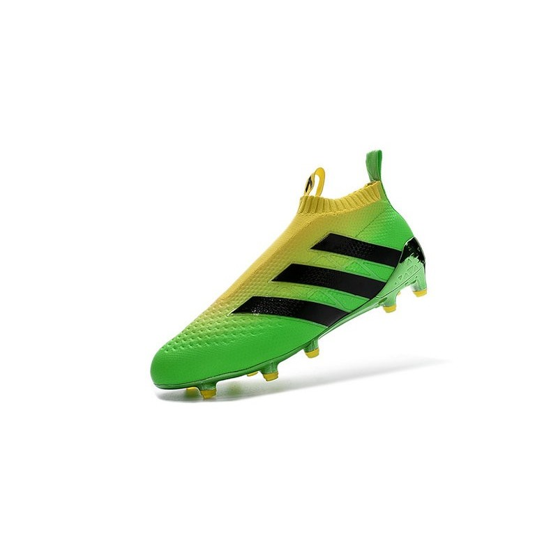 f98973c3d Mens Top adidas Ace16+ Purecontrol FG Soccer Cleat Brazil Green Black  Maximize. Previous. Next
