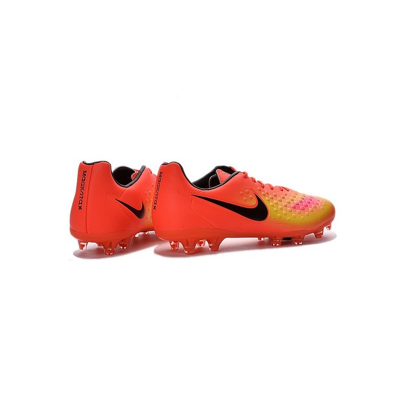 Nike 2016 Magista Opus II FG ACC Football Boots Orange Black