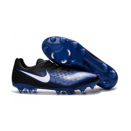 28726b2d2 Nike 2016 Magista Opus II FG ACC Football Boots Blue Black White