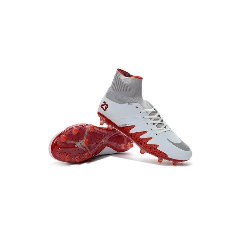 low priced 1a087 af6dd Nike Hypervenom Phantom Neymar x Jordan 2016-2017 NJR Boots White Red