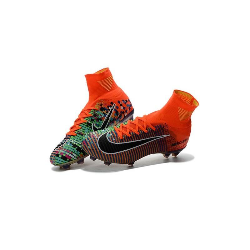 Nike Mercurial x EA Sports Orange Black Green
