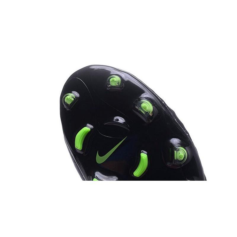 new product 679cd 6b797 New Nike Magista Obra II FG ACC Soccer Cleats All Black