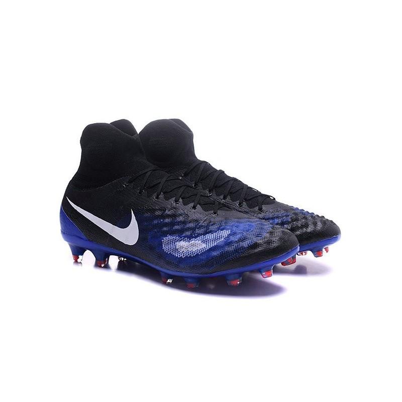 Nike Magista Obra 2 FG Mens Top Football Shoes Black Purple White Maximize.  Previous. Next