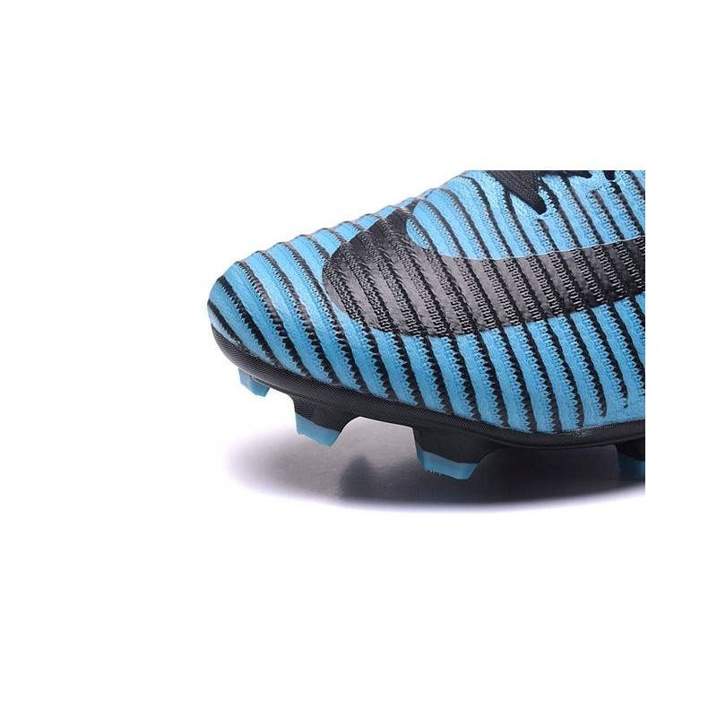 Nike Mercurial Superfly V FG Soccer Boot Manchester City FC Blue