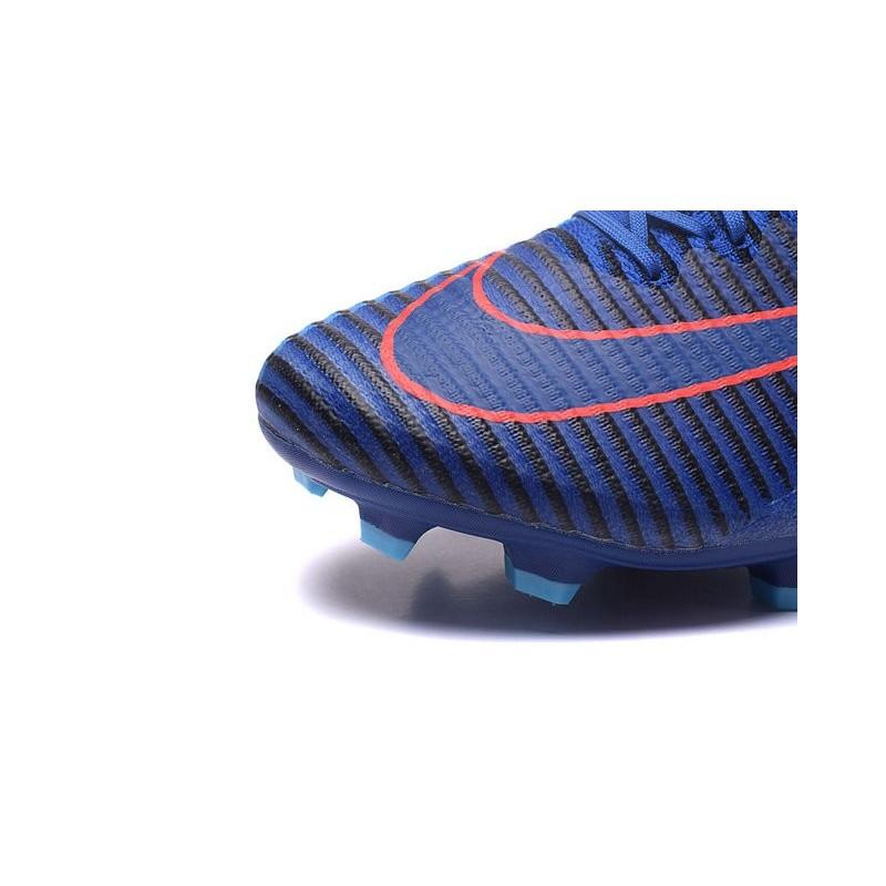 Nike Mercurial Superfly V FG Soccer Boot Chelsea FC Blue