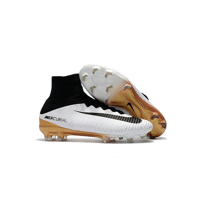 Nike News Mercurial Superfly 5 FG ACC Soccer Cleat White ...