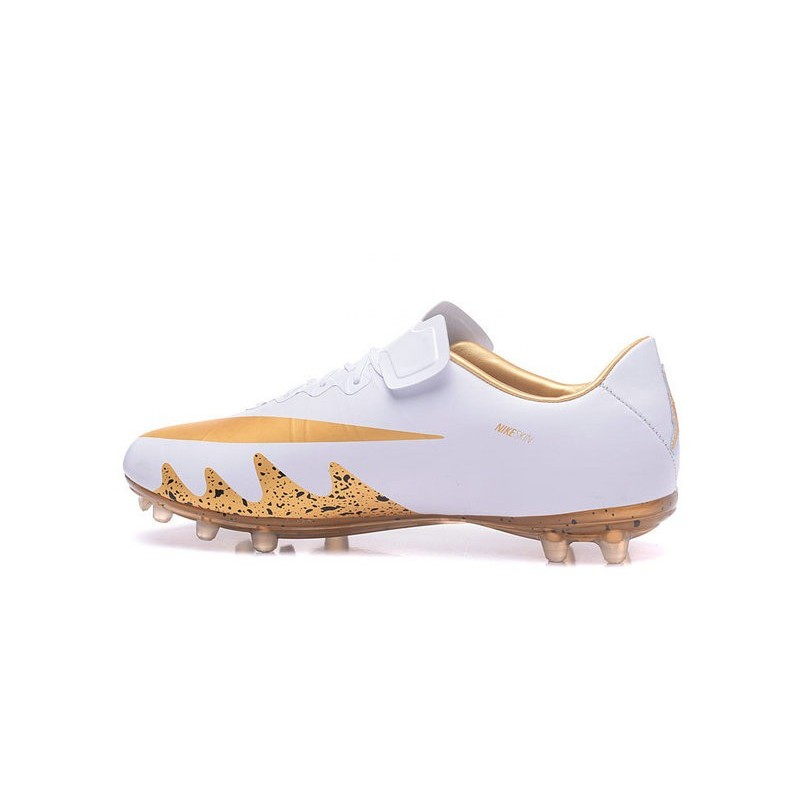 Nike Hypervenom Phinish FG ACC New 2017 Soccer Cleats NJR White Gold