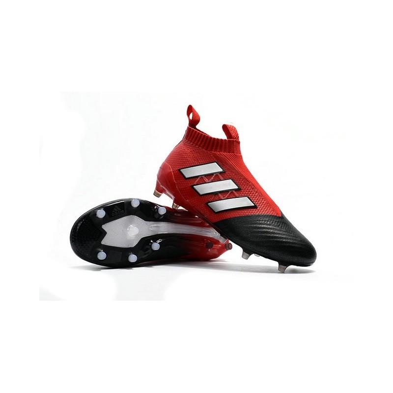timeless design b709d e93e0 ... closeout adidas ace 17 purecontrol fg men soccer cleats red white black  e1905 af967