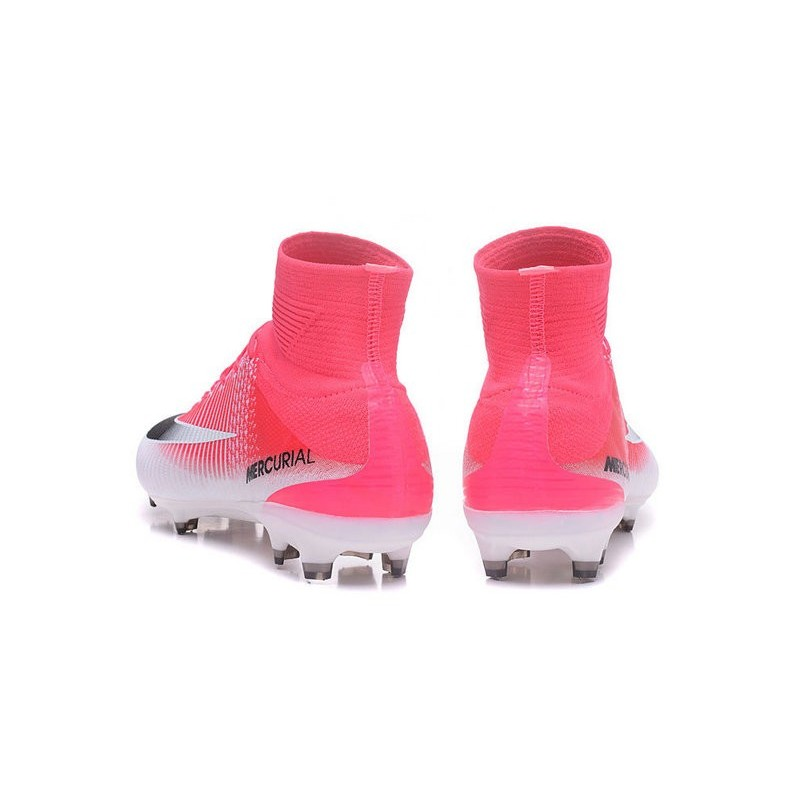 reputable site 20dcd 7e797 Nike News Mercurial Superfly 5 FG ACC Soccer Cleat Pink ...