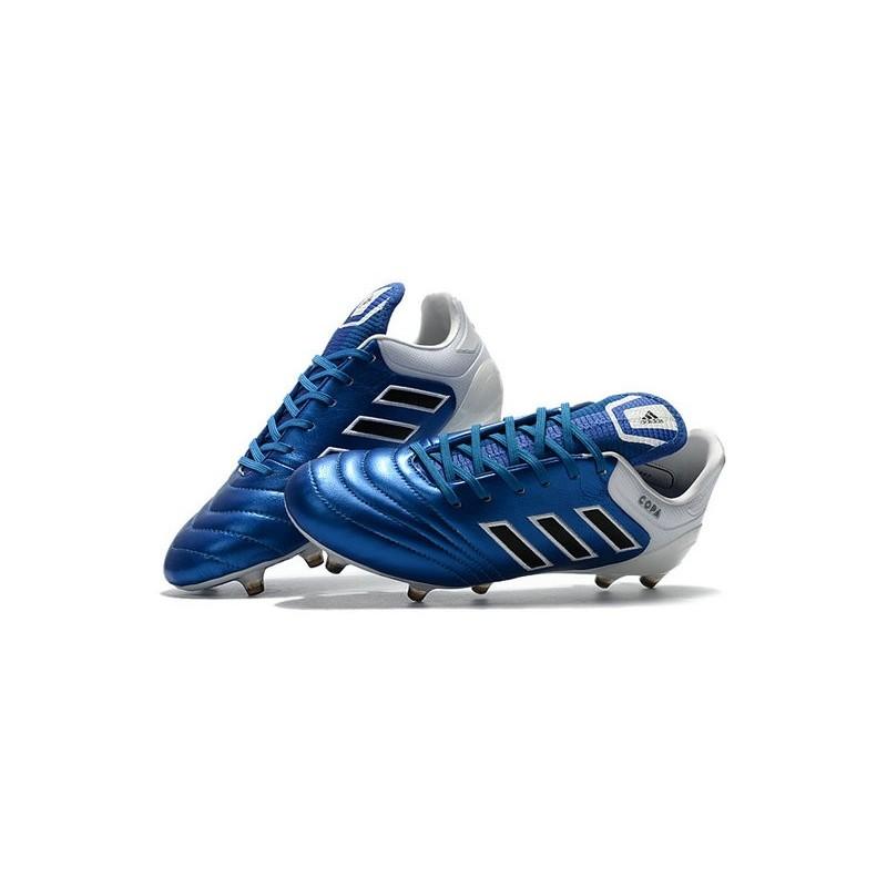 new adidas copa 171 fg soccer cleats blue black