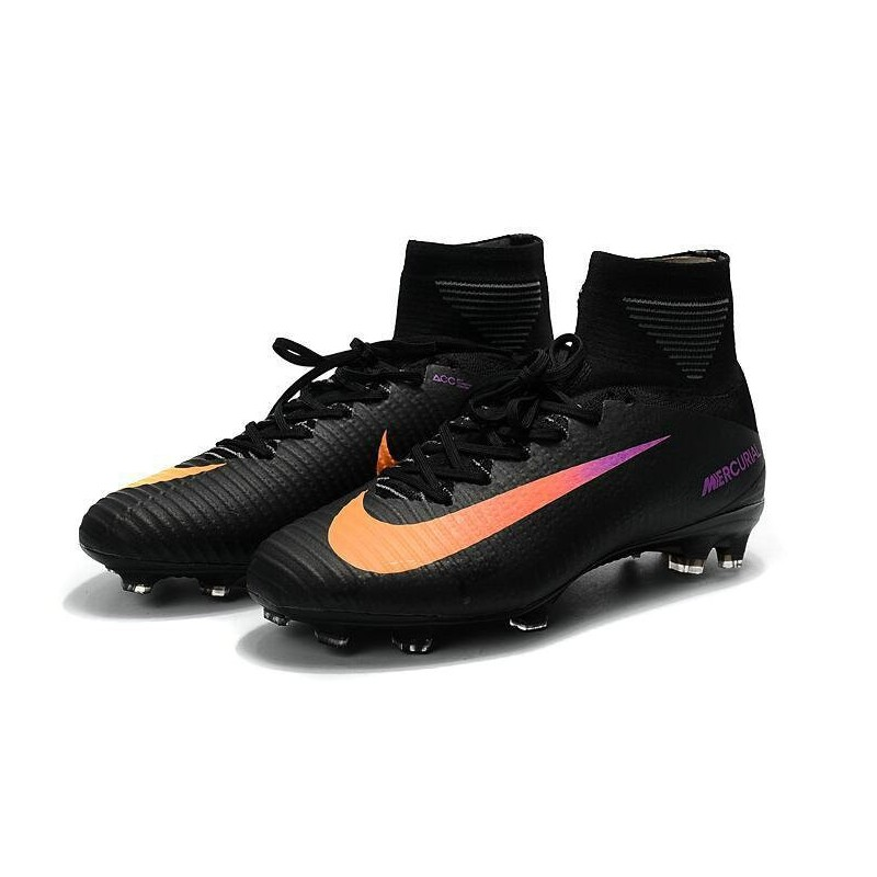 Nike News Mercurial Superfly 5 FG ACC Soccer Cleat Black ...