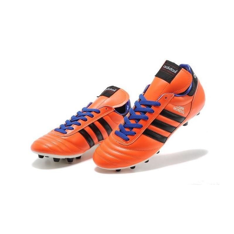 4581d531 adidas Copa Mundial FG K-Leather Football Shoes Solar Zest