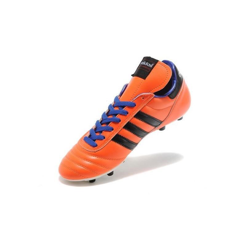 san francisco 7f7a2 53a1a adidas Copa Mundial FG K-Leather Football Shoes Solar Zest Maximize.  Previous. Next