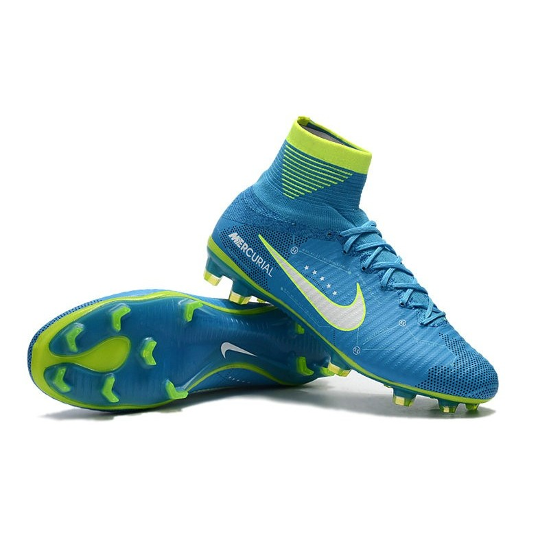 New Neymar Nike Mercurial Superfly Superfly Mercurial 5 FG Firm Ground Soccer Cleats   c54ffc