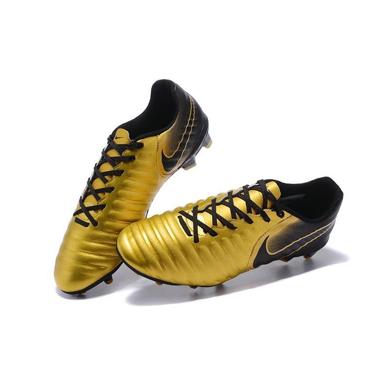 reputable site e1b4c 82216 ... ireland new nike tiempo legend 7 fg k leather football boots gold black  maximize. previous