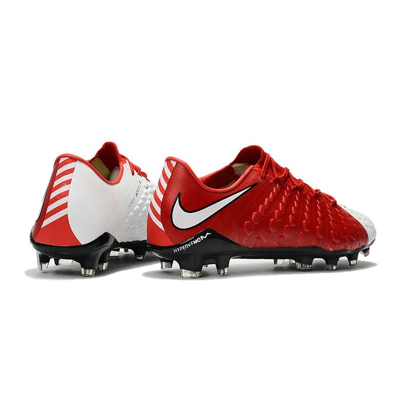 nike hypervenom phantom iii lowcut new boots red white