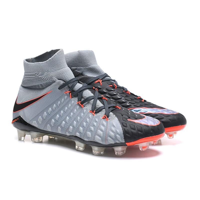Nike Hypervenom Phantom III DF FG Rising Fast Pack Grey Black Maximize.  Previous. Next 65a04ca77937