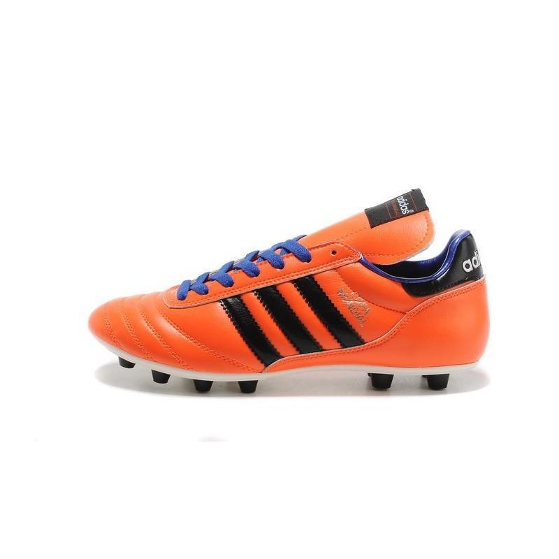 san francisco 5ceb3 3cf2a adidas Copa Mundial FG K-Leather Football Shoes Solar Zest Maximize.  Previous. Next