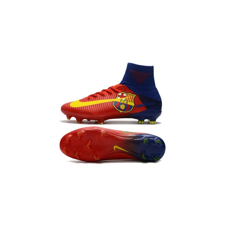 ff202d1d6b ... Nike Mercurial Superfly 5 FG Firm Ground Soccer Cleat Barcelona
