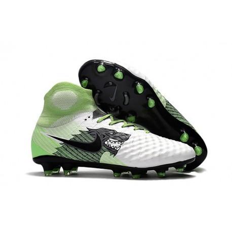 low priced 00801 25596 Top Nike Magista Obra II FG 2017 Mens Football Shoes White ...