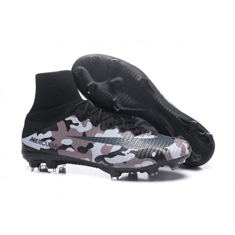 Nike Mercurial Superfly V FG ACC Mens Boot - Camouflage