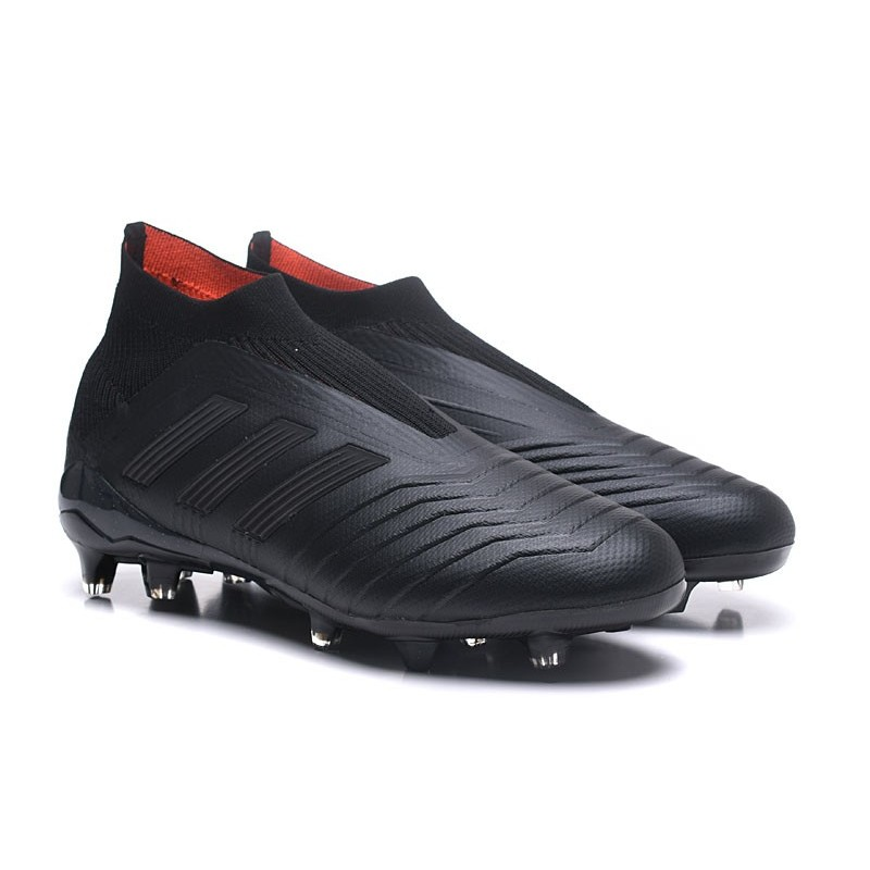 12ebf132005e ... best adidas new predator 18 fg soccer cleats all black maximize.  previous. next 24a53 ...