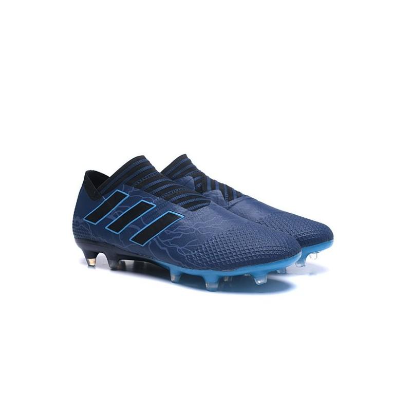 outlet store 1c03b 34047 adidas Nemeziz Messi 17+ 360 Agility FG Mens Boots - Deep Blue Black  Maximize. Previous. Next