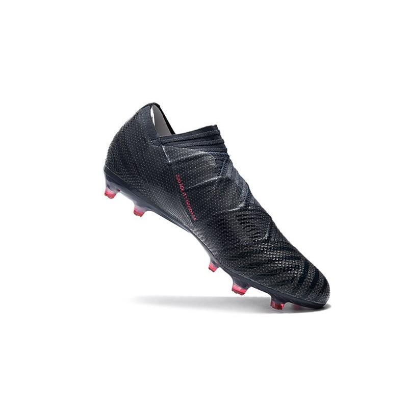 26400603c12 adidas Nemeziz Messi 17+ 360 Agility FG Mens Boots - Black Pink Maximize.  Previous. Next