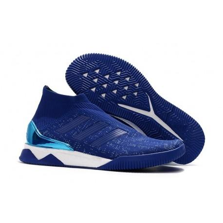 adidas Predator Tango 18+ Ultraboost TR Boots Blue