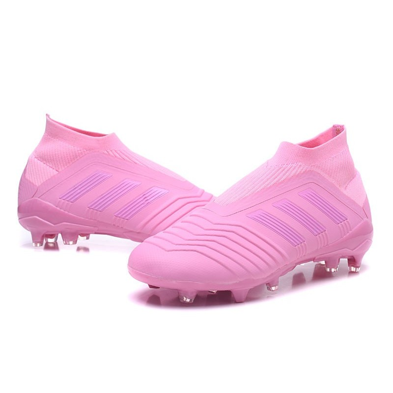 70a7eceb630 ... germany adidas new predator 18 fg soccer cleats all pink maximize.  previous. next bbf4c