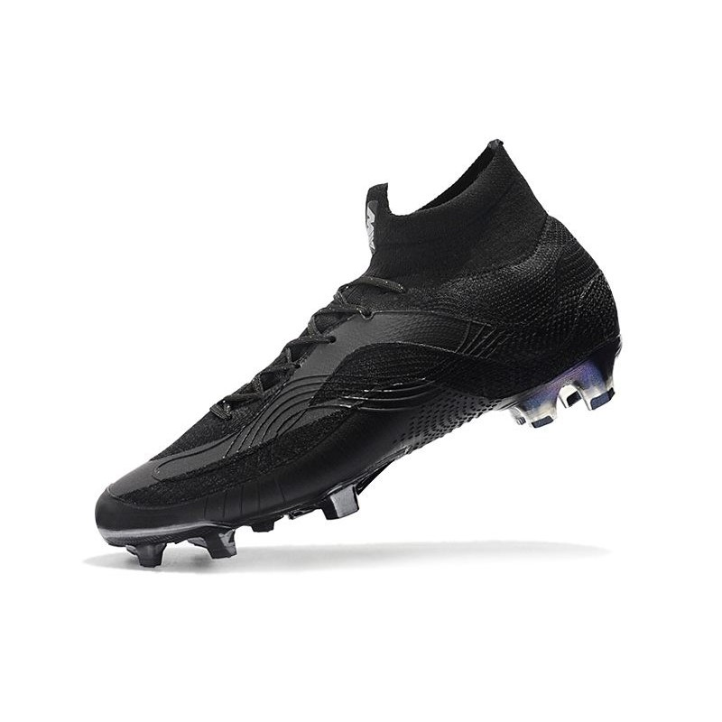 bd0ae3694 Nike Mercurial Superfly VI 360 Elite FG Soccer Cleats - All Black Maximize.  Previous. Next