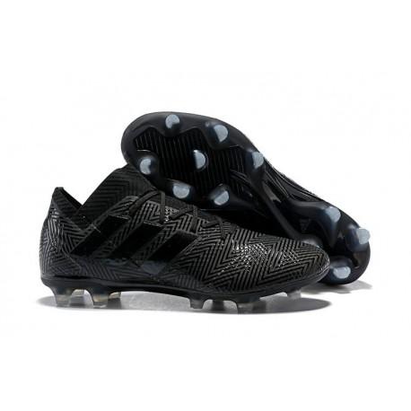 73c6793199e5 adidas World Cup 2018 Messi Nemeziz 18.1 FG - All Black