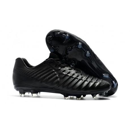 Nike Tiempo Legend 7 FG Kangaroo Leather - All Black