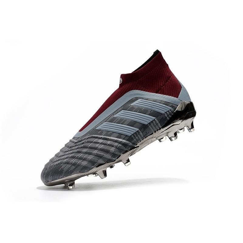 2e1298d99 Paul Pogba adidas PP Predator 18+ FG Iron Metallic Maximize. Previous. Next