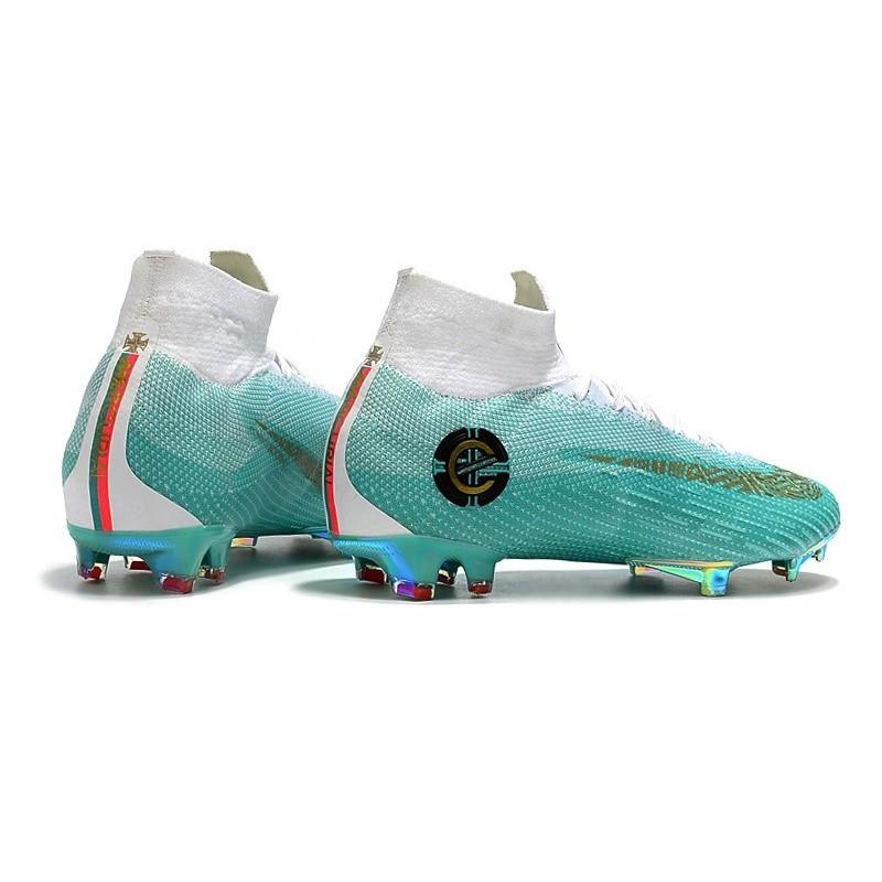 size 40 92dbb 9a909 Ronaldo Nike Mercurial Superfly Vi Elite CR7 FG Soccer ...