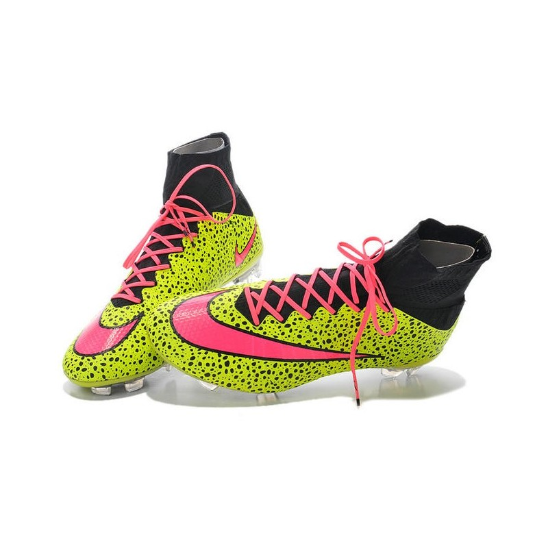 innovative design c2768 4390f Cristiano Ronaldo Nike Mercurial Superfly 4 FG ACC Boots ...