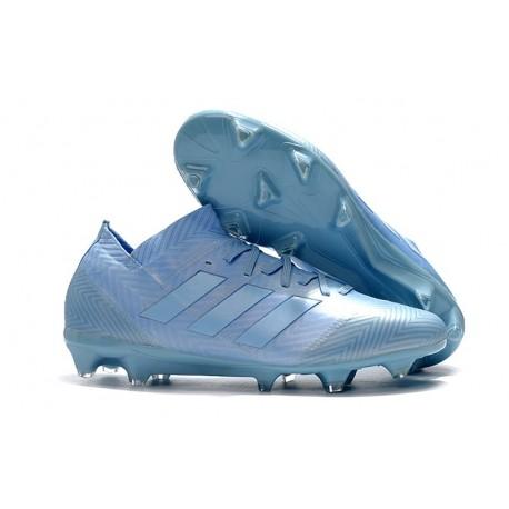 adidas World Cup 2018 Messi Nemeziz 18.1 FG - Blue