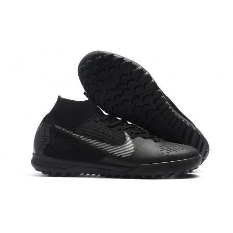 Nike Mercurial SuperflyX 6 360 Elite TF Boots - Black